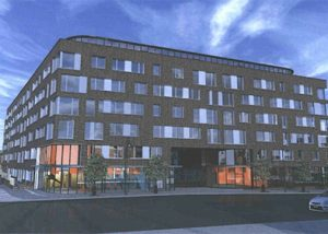 Kavanagh Court Student Accommodation