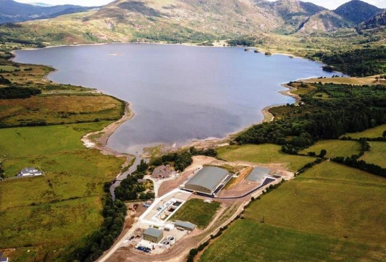 Kerry Central Regional Water Supply Scheme. Image: Irish Water