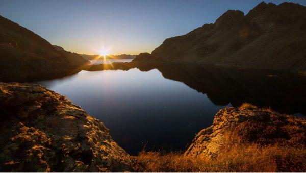 Beautiful time-lapse of Austrian landscape