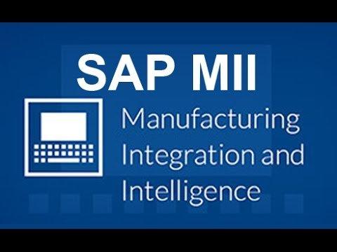 Evercam integrates with SAP MII Self-Service Composite Environment