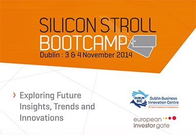 Evercam chosen as one of 50 competitors in Silicon Stroll Bootcamp