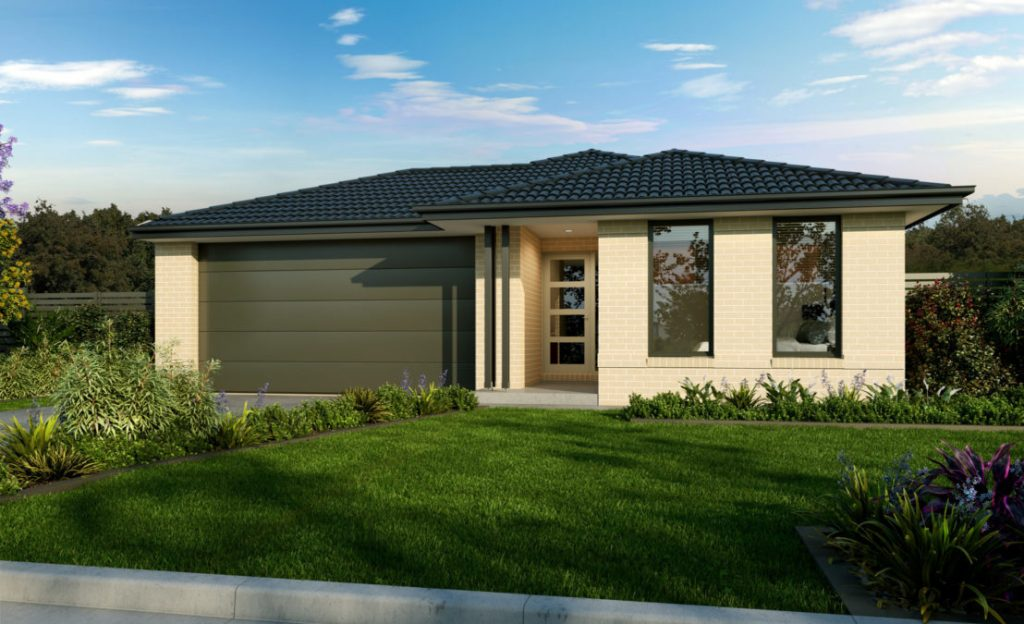 CGI Image of Simonds Homes